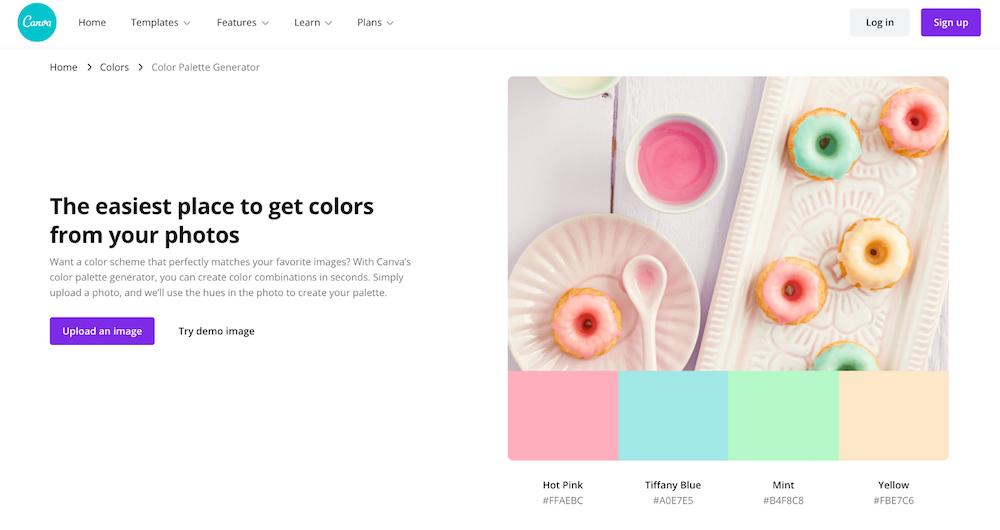 Díky Color Palette Generatoru lépe sladíte barvy na vaší grafice